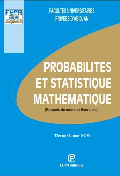 Probabilités et statistique mathématique